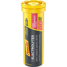 Load image into Gallery viewer, PowerBar 5 Electrolytes (12 tubes of 10 tabs)