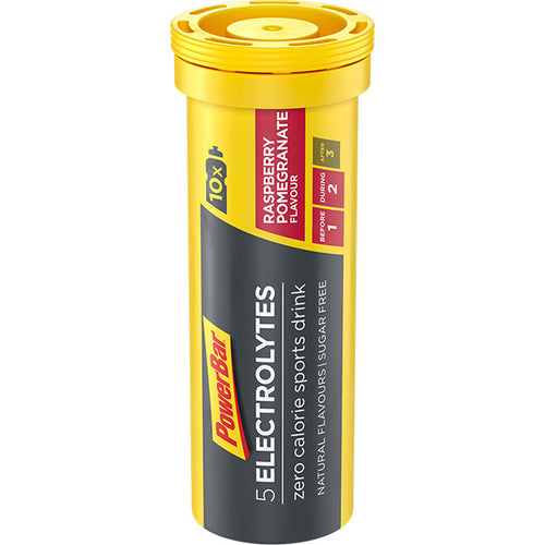 PowerBar 5 Electrolytes Raspberry Pomegranate