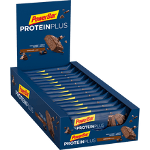 Load image into Gallery viewer, PowerBar 30% Protein Plus Bar Chocolate box
