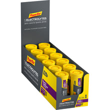Load image into Gallery viewer, PowerBar 5 Electrolytes Blackcurrant Box