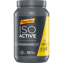 Load image into Gallery viewer, PowerBar Isoactive 1.3kg Lemon