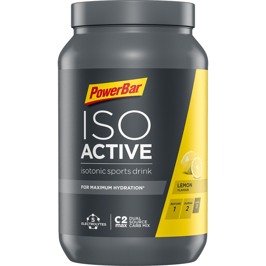 PowerBar Isoactive 1.3kg Lemon