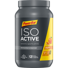 Load image into Gallery viewer, PowerBar Isoactive 1.3kg Orange
