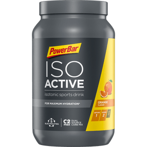 PowerBar Isoactive 1.3kg Orange