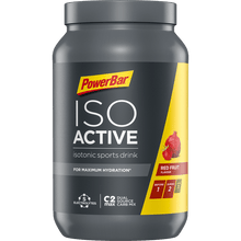 Load image into Gallery viewer, PowerBar Isoactive 1.3kg Red Fruit