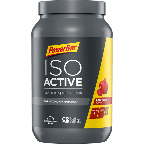 PowerBar Isoactive 1.3kg Red Fruit