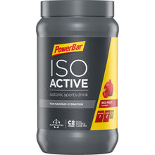 Load image into Gallery viewer, Powerbar isoactive 600g red Fruit
