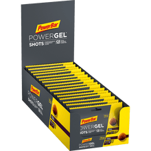 Load image into Gallery viewer, PowerBar Powergel Shots Cola with Caffeine box