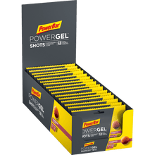 Load image into Gallery viewer, PowerBar Powergel Shots Raspberry box