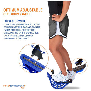 Prostretch Plus Foot Rocker proven to work