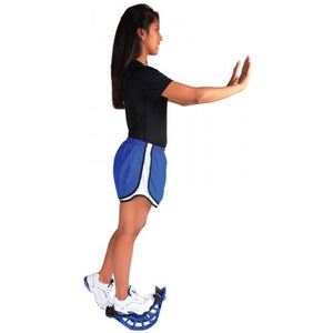 Prostretch Plus Foot Rocker exercise
