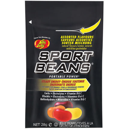 Sports Beans Assorted Energy Beans With Carbs, Electrolytes and Vitamins
