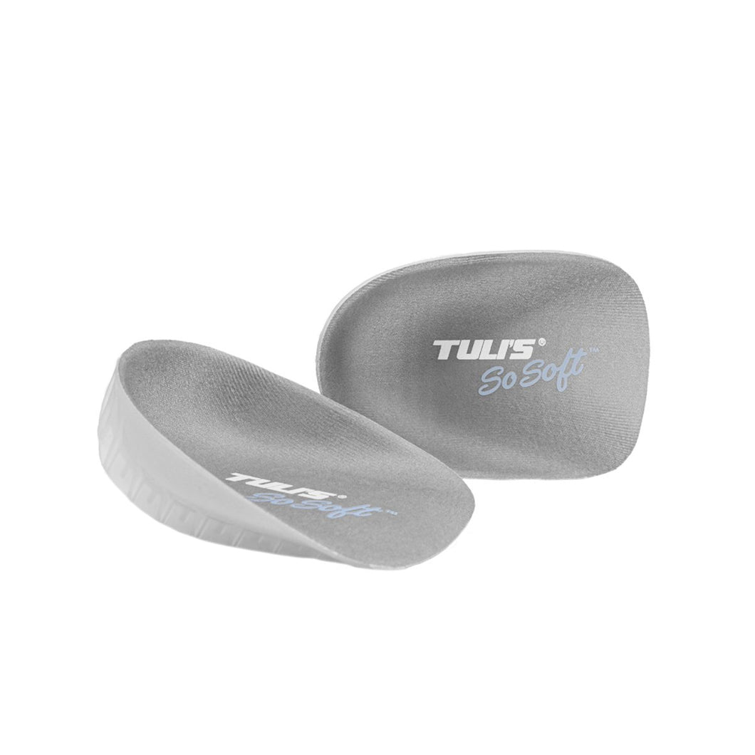 Tuli's So Soft Heel Cups plantar faciitis