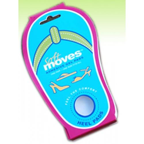 Soft Moves pads for heel of foot