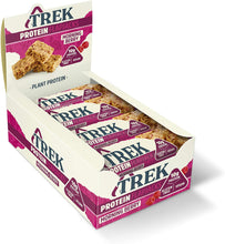 Load image into Gallery viewer, Trek Protein flapjack morning berry