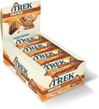 Load image into Gallery viewer, TREK NATURAL ENERGY BAR 16 X 55G - SAVE 20%