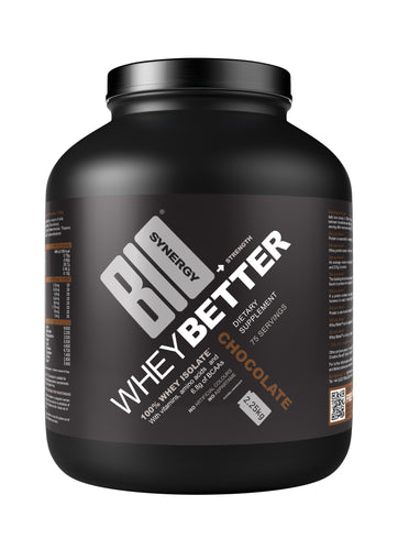 Bio Synergy whey better chocolate