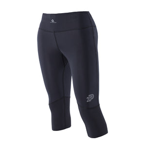 Zeropoint Compression 3/4 tights black