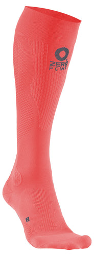 Zeropoint Compression socks coral