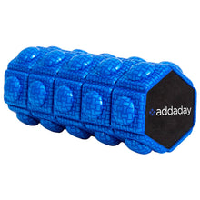 Load image into Gallery viewer, addaday Hexi with footy set Hexi Foam Roller