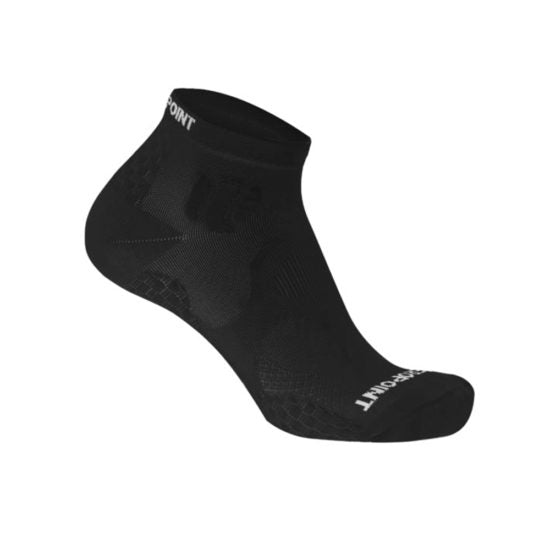 ZEROPOINT Ankle Socks - Black
