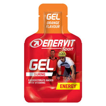 Load image into Gallery viewer, ENERVIT Energy Gel Orange