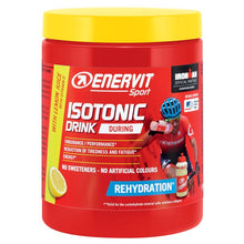 Load image into Gallery viewer, ENERVIT Isotonic Drink 420G Tubs Lemon