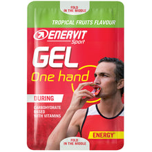 Load image into Gallery viewer, ENERVIT One Hand Energy Gel Tropical