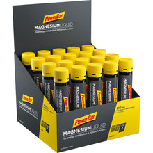 Load image into Gallery viewer, PowerBar Magnesium Liquid 20 x Ampoules