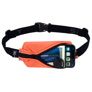 Spibelt Original running belt coral