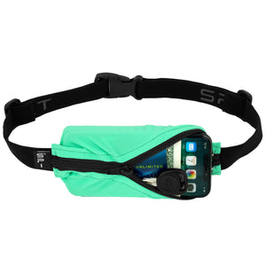 Spibelt Original running belt Mint