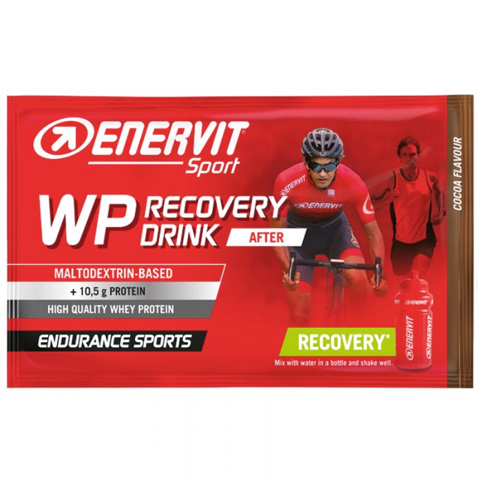 ENERVIT WP Recovery Drink 20 x 50g Sachets