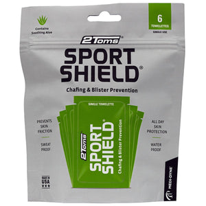 2Toms Sport Shield Roll-On Anti Chafe travel pack