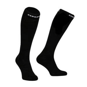 ZEROPOINT Compression Socks Black Womens