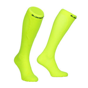 Zeropoint Compression socks mens neon yellow