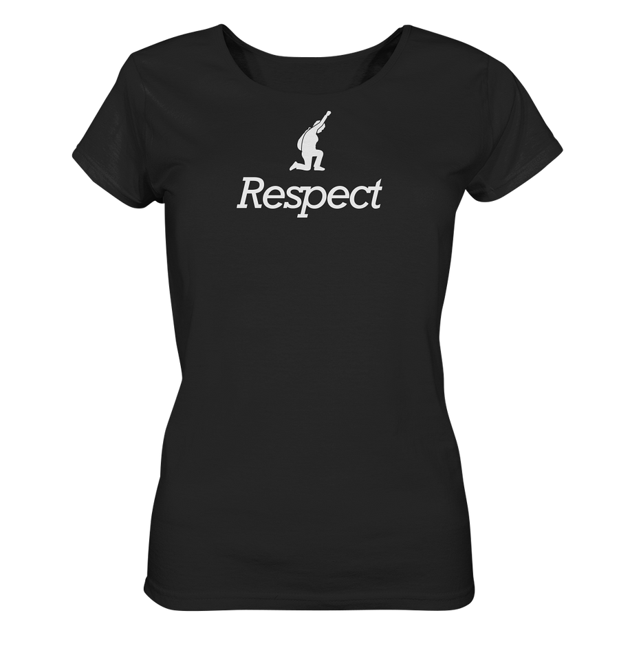 Respect Organic Shirt Ladies laut - weiß -
