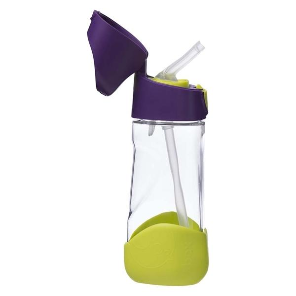 b.box Clear Drink Bottle Tweedlenz
