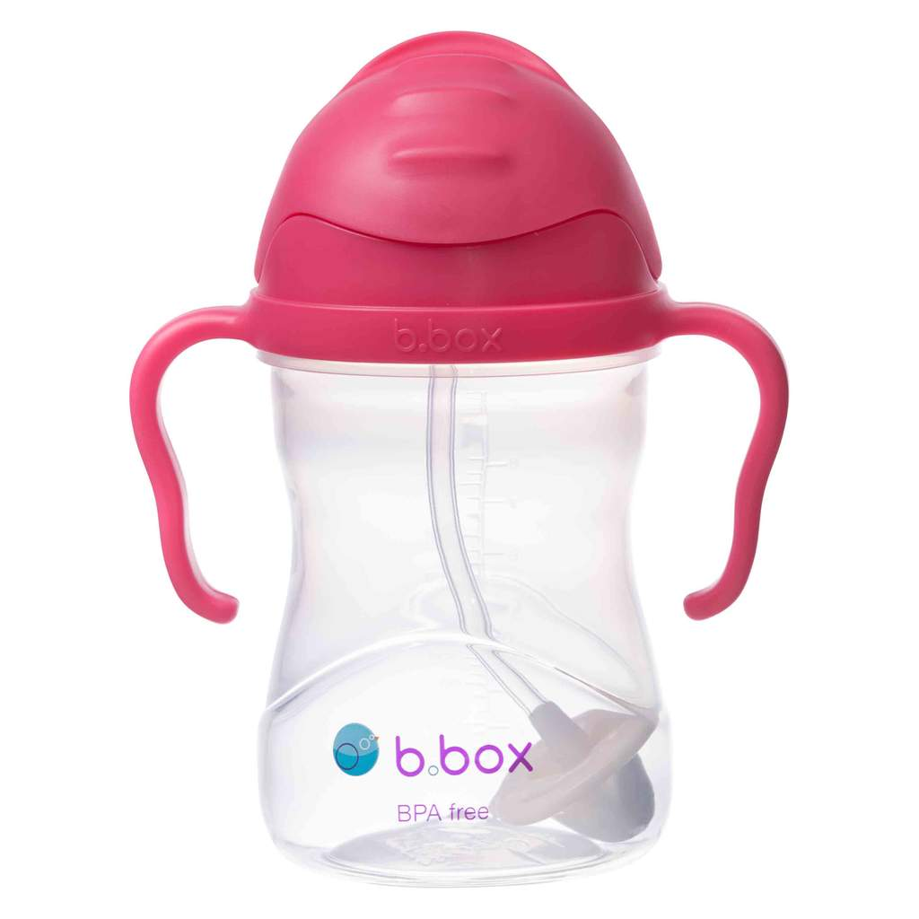 bbox Sippy Cup Eat & Drink b.box Raspberry