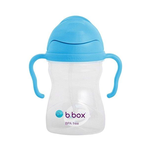b.box Sippy Cup Tweedlenz Blueberry