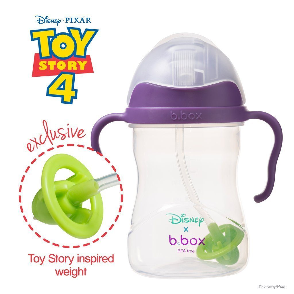 b.box Sippy Cup Tweedlenz Disney Buzz Lightyear