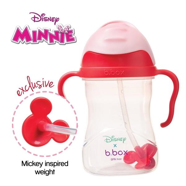 b.box Sippy Cup Tweedlenz Disney Minnie Mouse