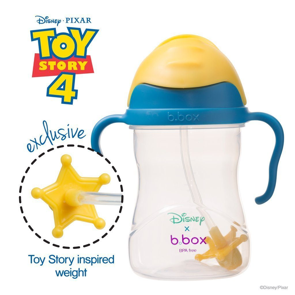b.box Sippy Cup Tweedlenz Disney Woody