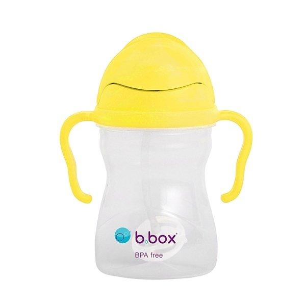 b.box Sippy Cup Tweedlenz Lemon