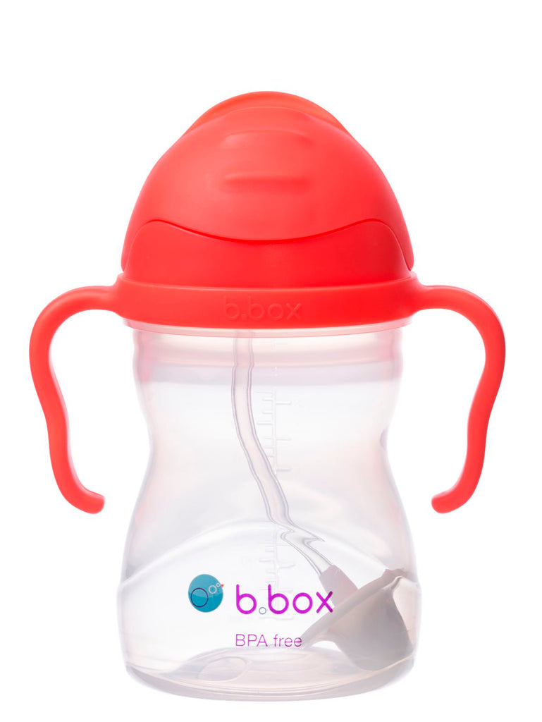 b.box Sippy Cup Tweedlenz Neon Watermelon
