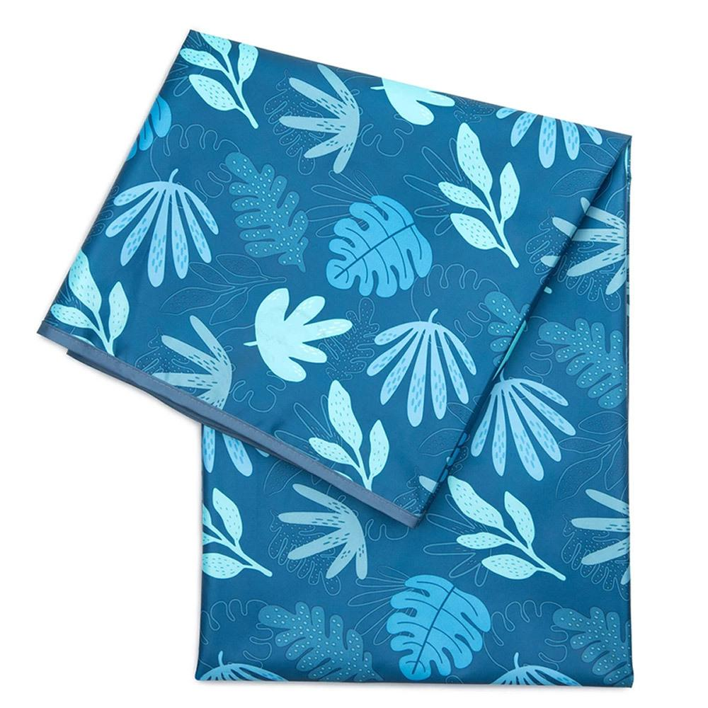 Bumkins Splat Mat Eat & Drink Bumkins Blue Tropic