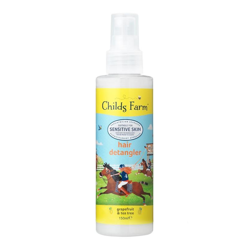 Childs Farm - Hair Detangler - Grapefruit & Tea Tree Oil Bath & Care Childs Farm