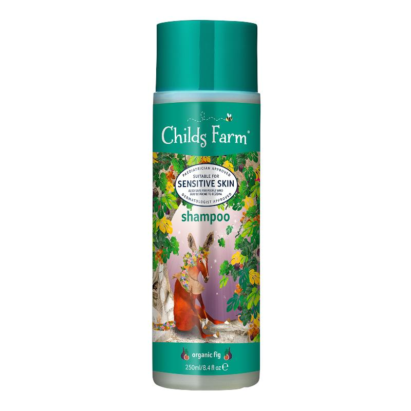 Childs Farm - Shampoo - Organic Fig Bath & Care Childs Farm