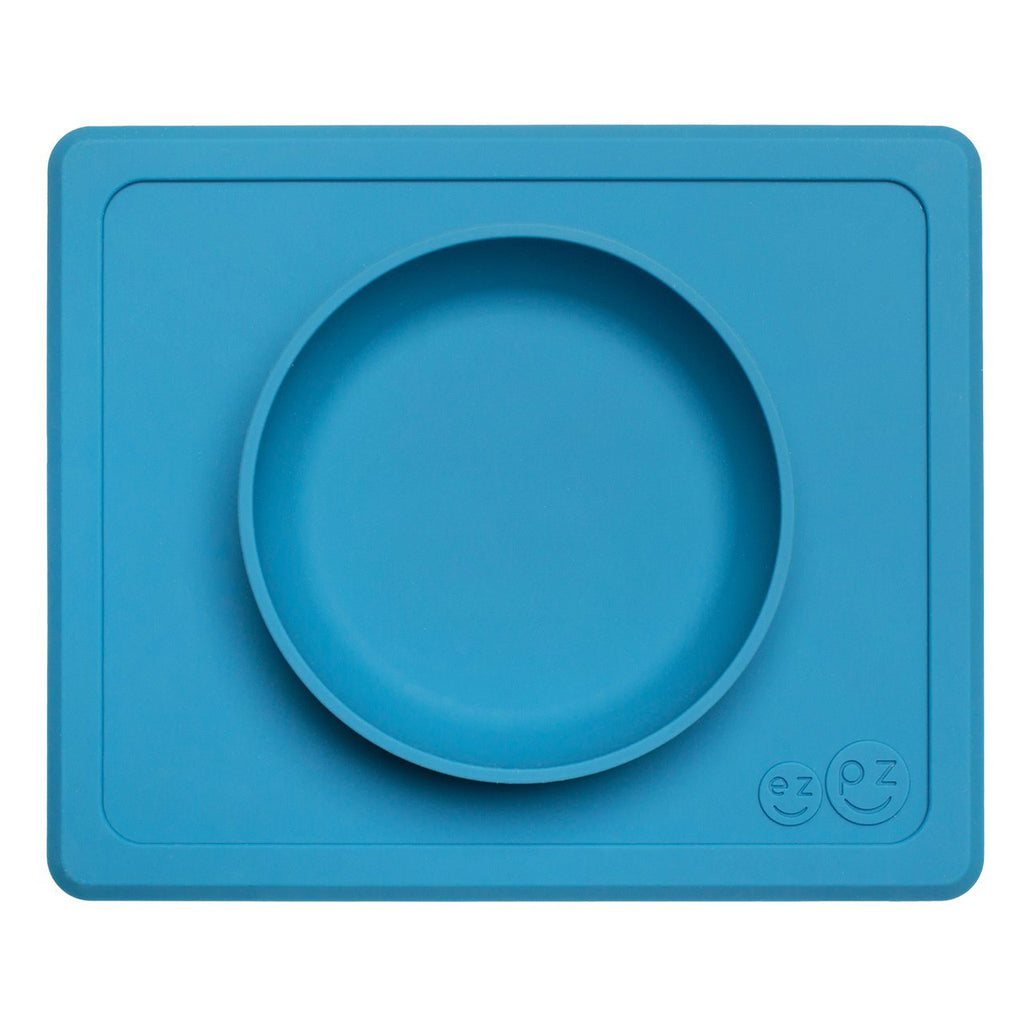 Ezpz Mini Bowl Tweedlenz Blue