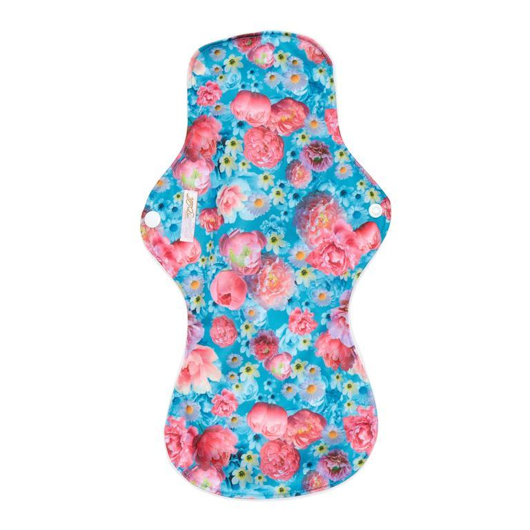 Fudgey Pants Cloth Pads Mum Fudgey Pants Peony Passion Night
