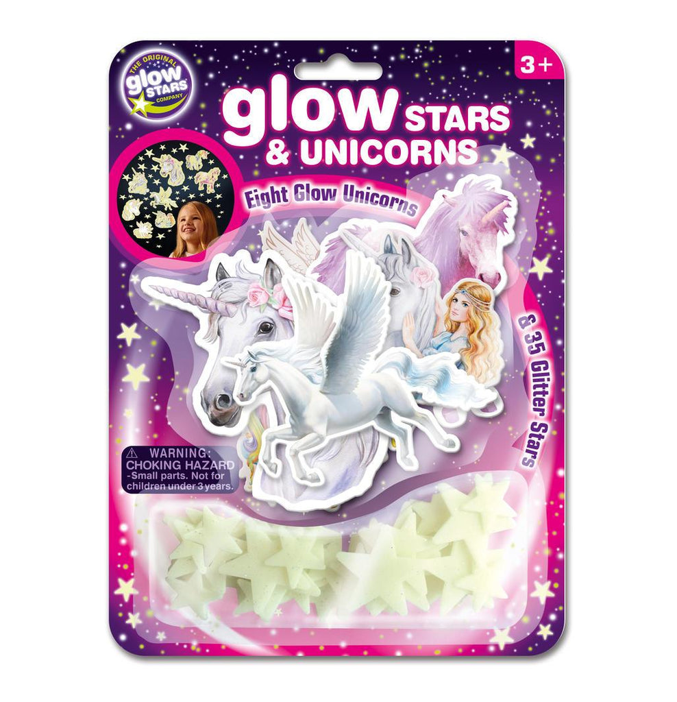 Glow Stars & Unicorns Learn & Play Logical Toys